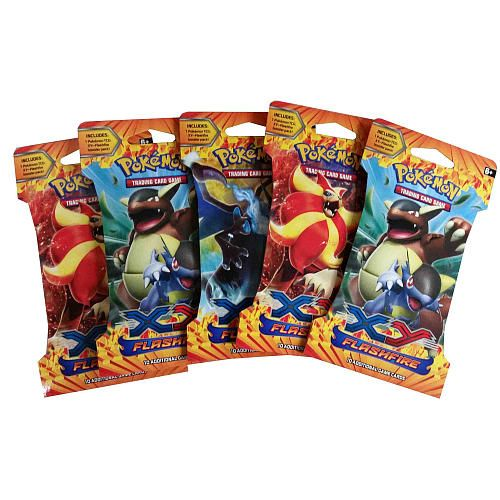 Pokemon Xy 2 5 Pack Game Card Bundle Pokemon Usa Toys Quot R Quot Us Gooby S Wish List Pinterest