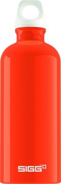 SIGG Bottles - 0.6L Fabulous Orange Classic Traveller