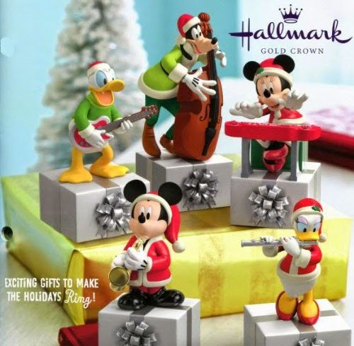 Wireless Disney Band Complete Set of 5 by Hallmark
