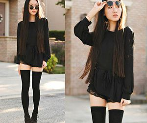 It's official: thigh-high socks are back, and may even be here to stay. When I was a kid, I associated high socks with my very strict Catholic school, since they were part of my uniform. In high sc...