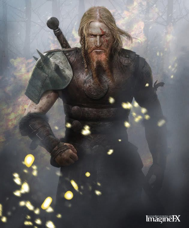 Viking Warrior | Skills: Military tactician, Intelligent, Swordsmanship, Accomplished ...