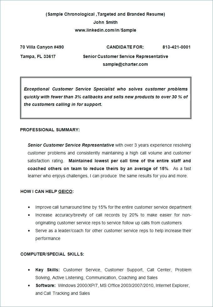 Non Chronological 3 Resume Templates Pinterest Sample Resume