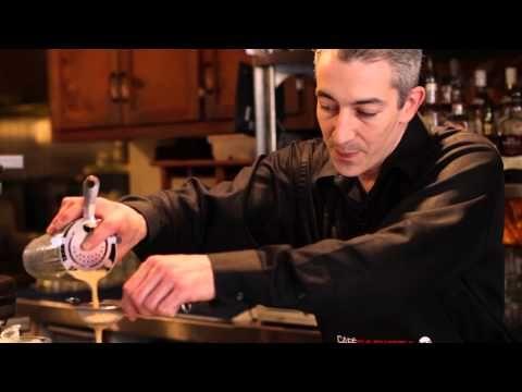 Espresso martini à l'Assommoir