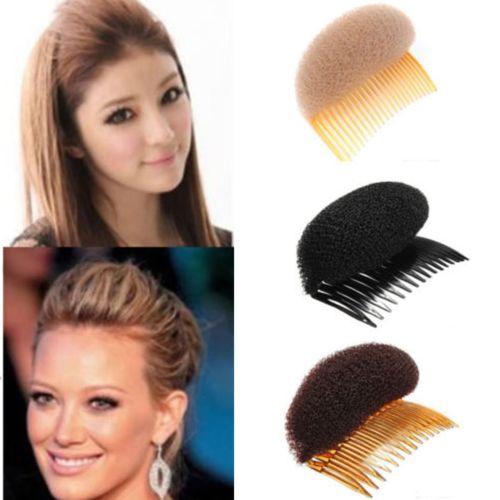 Women-Lady-Hair-Styling-Clip-Stick-Bun-Maker-Braid-Tool-Hair-Accessories-New
