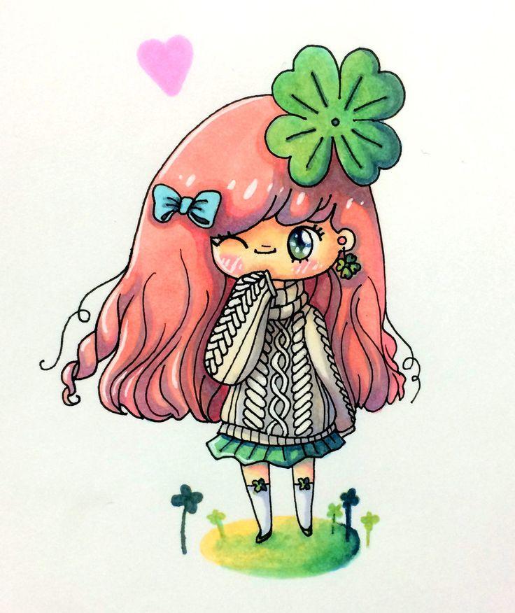 Petite Irlandaise !
