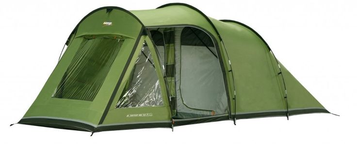 Vango Odyssey 400 Four Man Tent Review