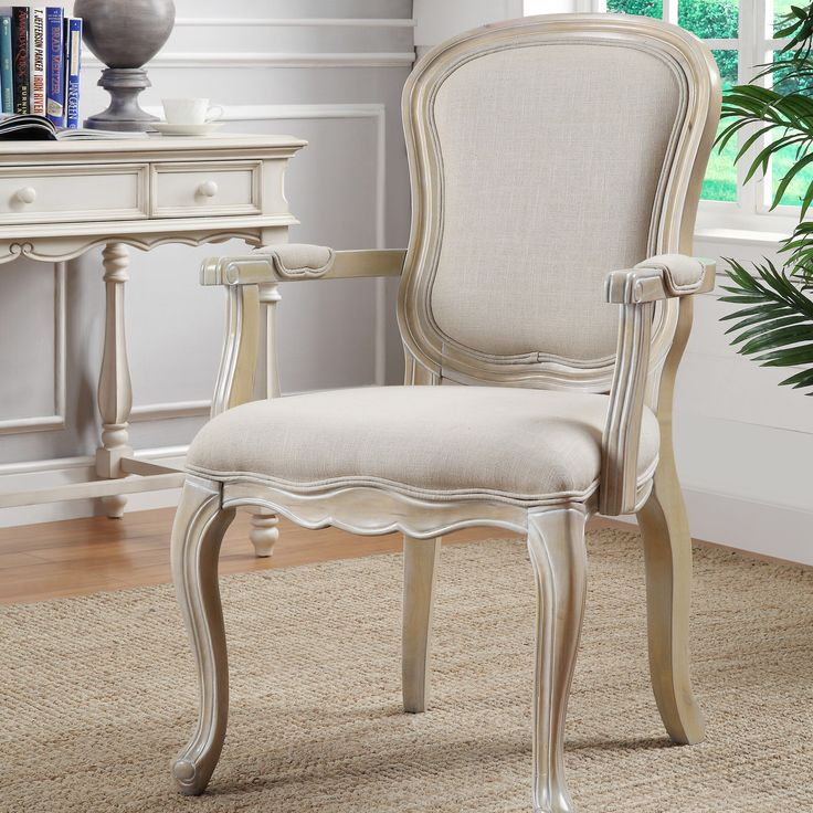 Accent Arm Chair In Beige Furniture Accent Chairs