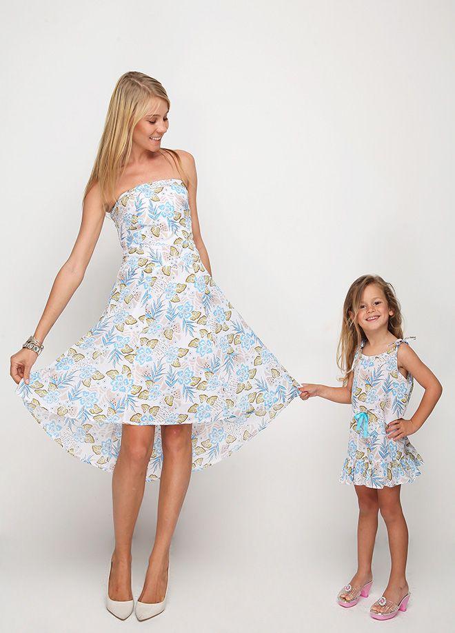 Moda: Anneler ve Kızları Elbise Markafoni'de 89,99 TL yerine 29,99 TL! Satın almak için: http://www.markafoni.com/product/4402815/