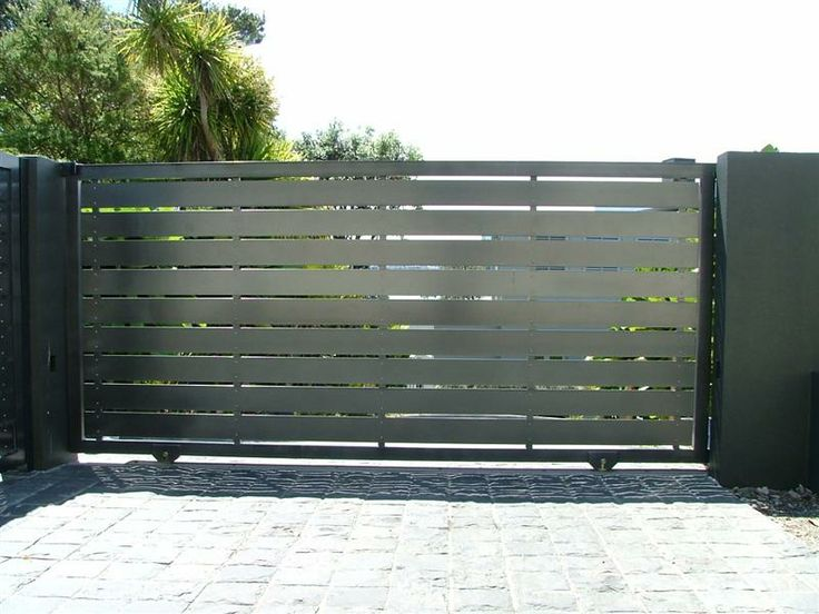 Sliding Driveway Gates Wooden Woodworking Projects Amp Plans