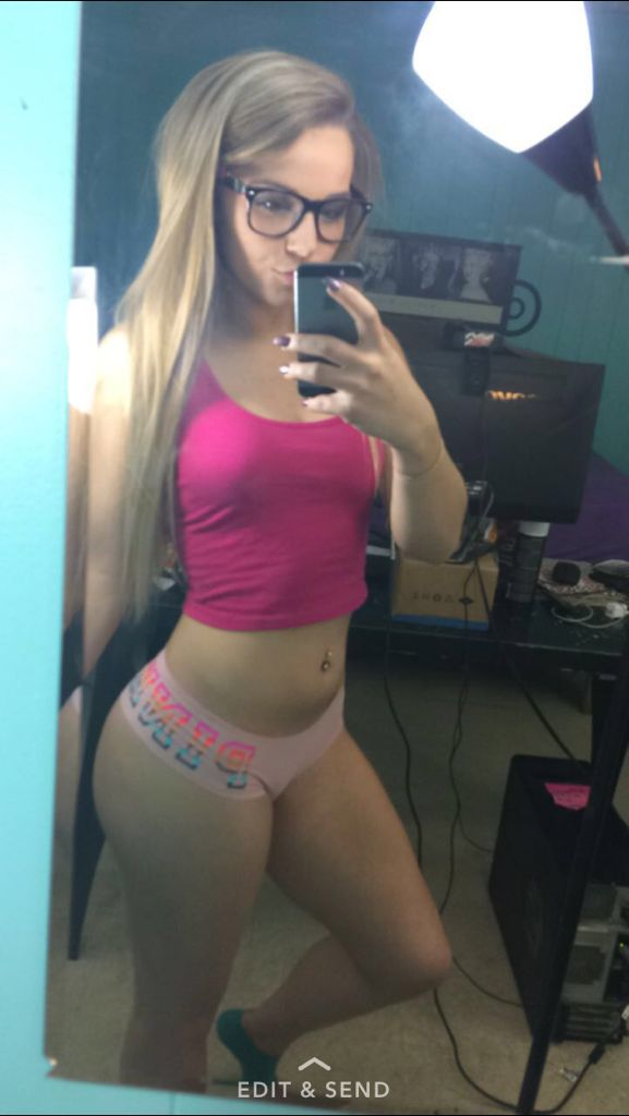 Naked thick teen girl with hips self pic — 13
