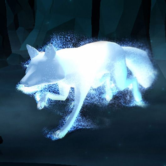 Fox Pottermore Patronus