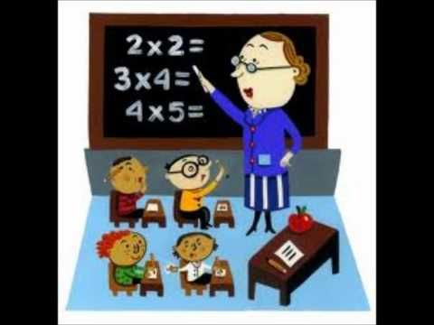 H τάξη, προπαίδεια του 10, 2012 - YouTube