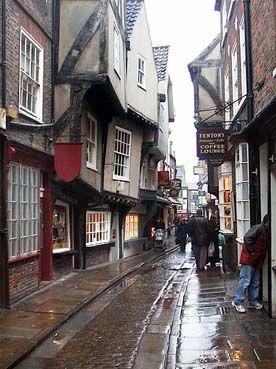 Viagens & Imagens: Europa: York, a cidade mais bonita da Inglaterra