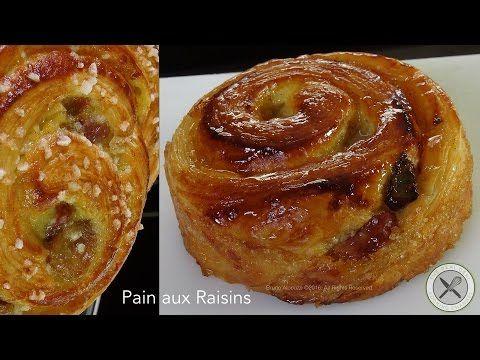 Pain aux Raisins / No Mixer – Bruno Albouze – THE REAL DEAL - YouTube