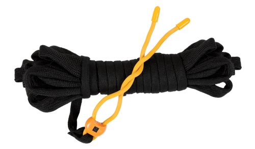 """The Muddy EZ Twist Pull Up Rope is 25"""" easy to use even with a gloved hand and does not scratch gear silent, EZ twist-tie, rubber-coated end."""