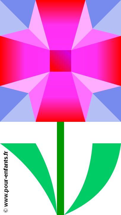 17 best images about jeux de vacances imprimer on pinterest cartoon maze and search - Comment dessiner une fleur ...