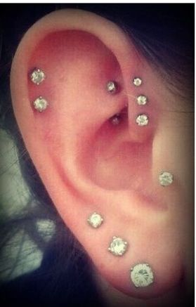 how to keep ear piercing open without earring