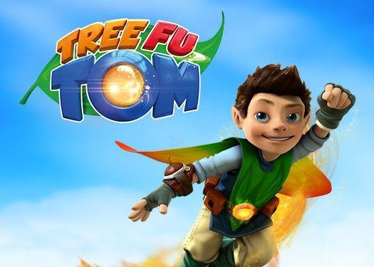 Win 1 of 2 Tree Fu Tom Prize Packs!