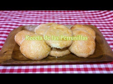 Como hacer las Perrunillas de Salamanca - YouTube