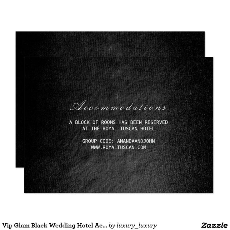 Best 25 Wedding ac odation cards ideas on Pinterest