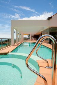 Stunning Pool  And Spa