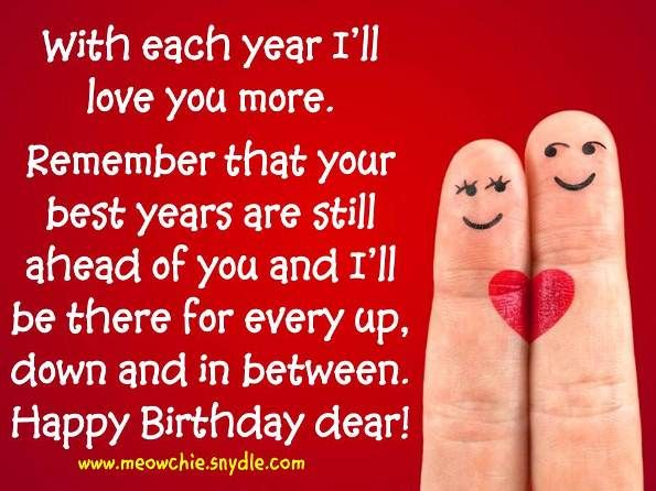 Best Birthday Quotes For Wife From Husband: Romantic Birthday Wishes, Messages And Greetings Birthday