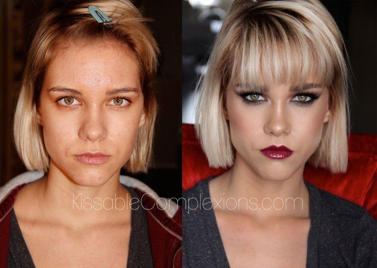 crazy makeup transformations wwwimgkidcom the image