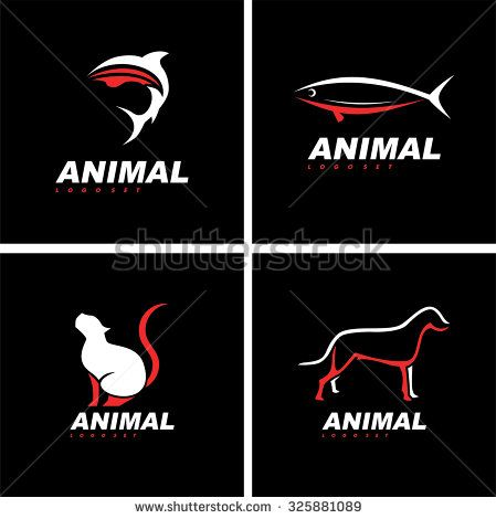 animal logo set ( download link )