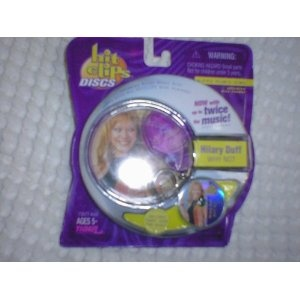 Hit Clips Disc Why Not Hilary Duff