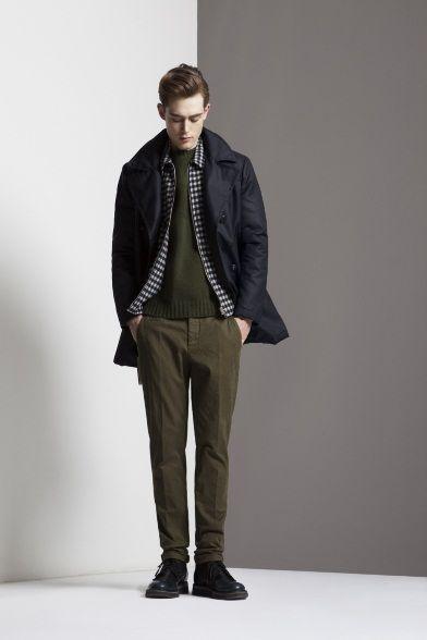 Sfilata Dondup Milano Moda Uomo Autunno Inverno 2014-15 - Vogue