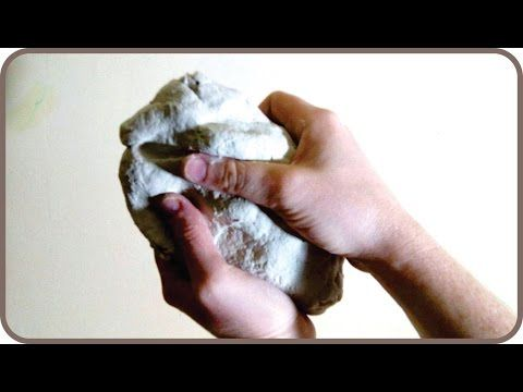 (295) ❣How To Make STRONG Air Dry Paper Clay - No Cracking❣ - YouTube