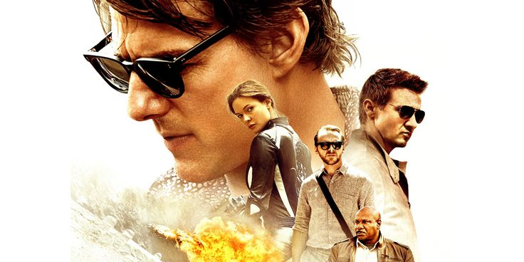 mission impossible rogue nation | Mission: Impossible - Rogue Nation - BBBuzz