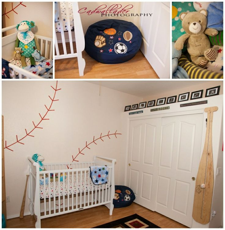 250 Best Sports Themed Rooms Images On Pinterest