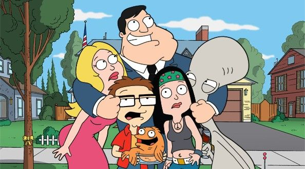 TBS Shows   Axes American Dad From Its Animation Block; The Show Will Now Be A TBS ...