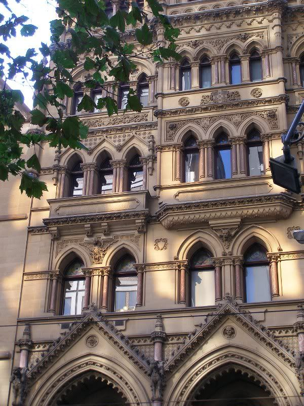 Melbourne Australia architecture