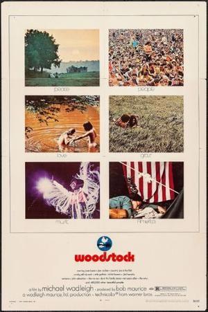 Woodstock Poster 11x17 $7.91