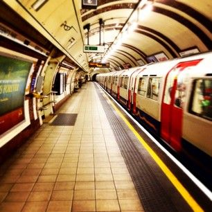 Riding the tube and marveling at how sleek and CLEAN it is. | 41 Perfect Moments You Experience Your First Time In London