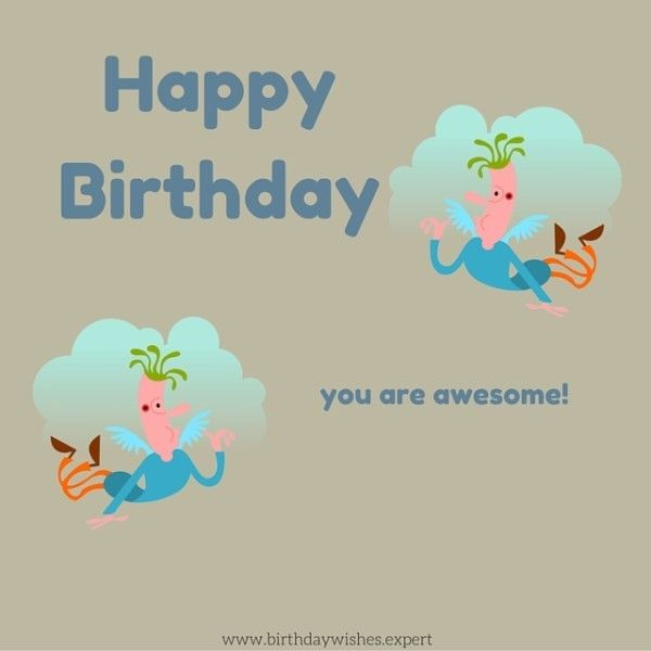 Funny Happy Birthday image