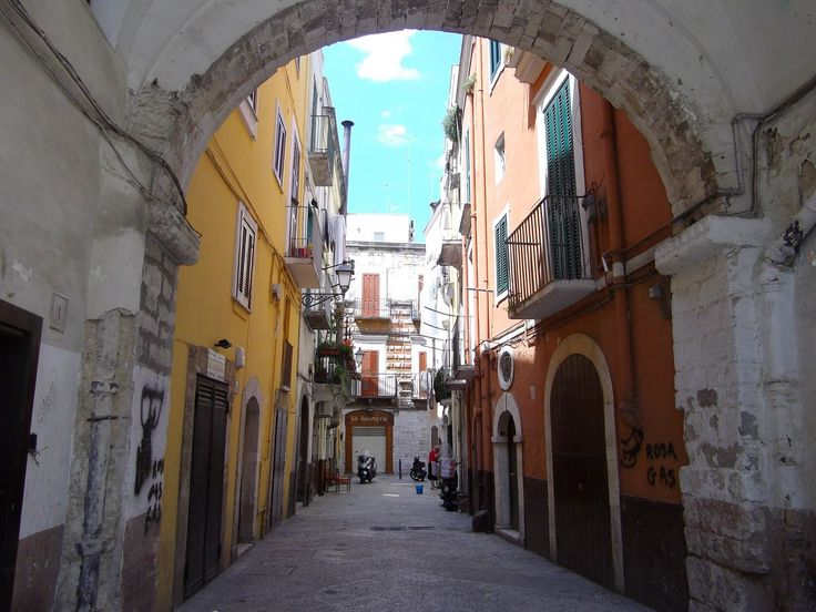 Bari,Italy Beautiful Place in the World.