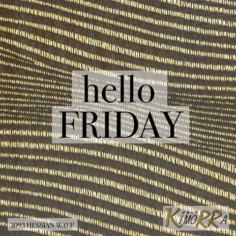 "0 Likes, 1 Comments - Changing The Face (@ctfoc) on Instagram: ""Hello Friday!  What's everyone up to this weekend?  www.kimorra.com  Feat. pattern 3093 Hessian…"""