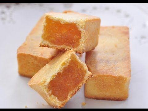 how to make chinese pineapple cake