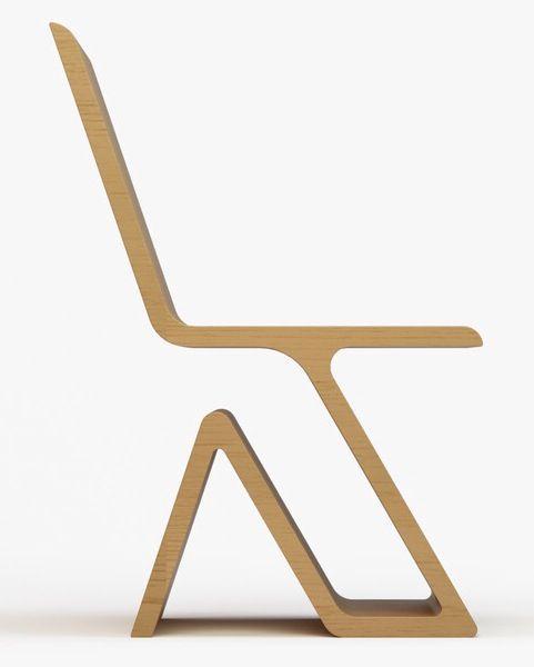 Shiven 2 Chair by Varsa | Home Furnishings