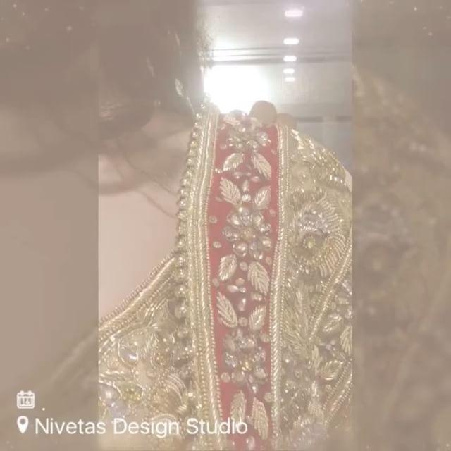 Nivetas Design Studio We ship worldwide 🌎 Made to measure Inquiries➡️ nivetasfashion@gmail.com whatsapp +917696747289 high end designer outfits ------------------------ #nivetasdesignstidio #bridalfashion #bridallehengas #BridalLehenga #groomsherwani #wedding #wedmegood  #wedmegoodbride #bridalsalwarsuit #punjabibridalsuit #punjabisalwarsuit #punjabisalwar #punjabisuits #punjabibrides #punjabibride #punjabibridal #handcraftedinindia #indianbridal #couture #lehenga #bridallehengas…