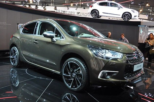 2014 Citroen DS4 2014 Citroen DS4 Engine – www.topismag.biz