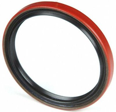 "Timken National Seals - 413248 OIL SEAL Rubber Oil Seal, 2-5/8"" ID, 3.376"" OD, 3/8"" Width, Dual Lip, Spring Loaded With Inner Case - Oil Seals - Motion Canada"