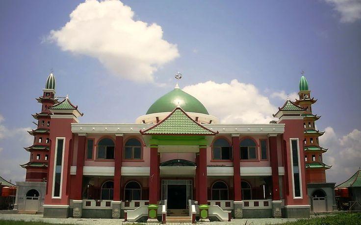 Masjid Al-Islam Muhammad Cheng Ho Sriwijaya, Palembang, Indonesia - Masjid Al Islam Muhammad Cheng Ho Sriwijaya, Palembang, Indonesia