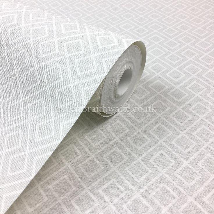 AS Creation Björn Stone Grey Wallpaper