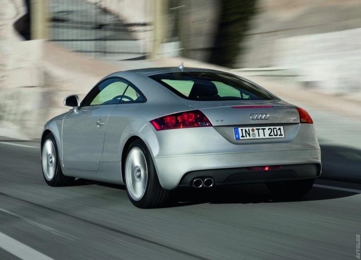 2011 Audi TT Coupe