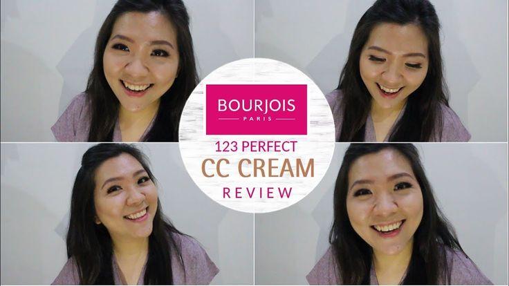 BOURJOIS 123 Perfect CC Cream Review - Mellina Gopines