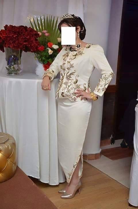 karakou blanc. Algérie
